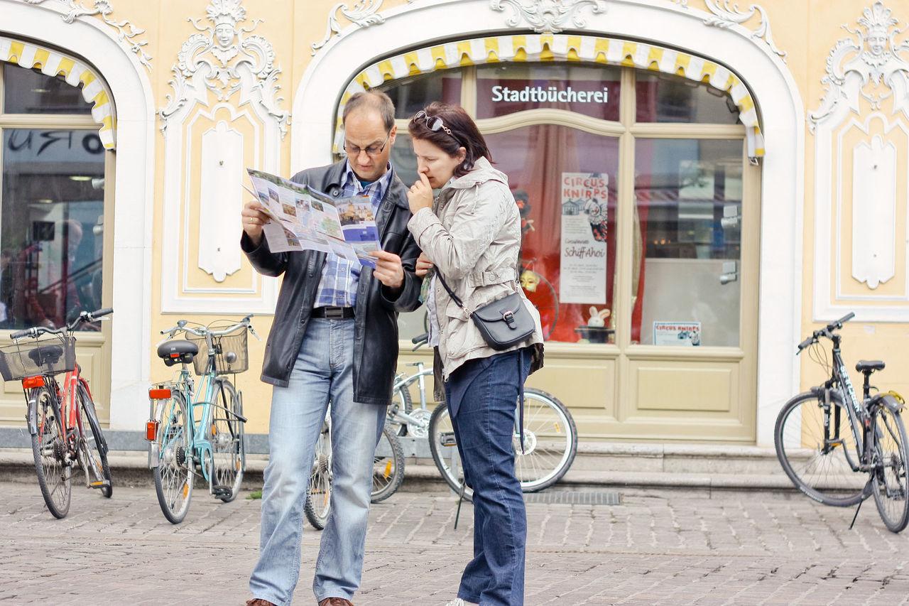 Bild: Touristen