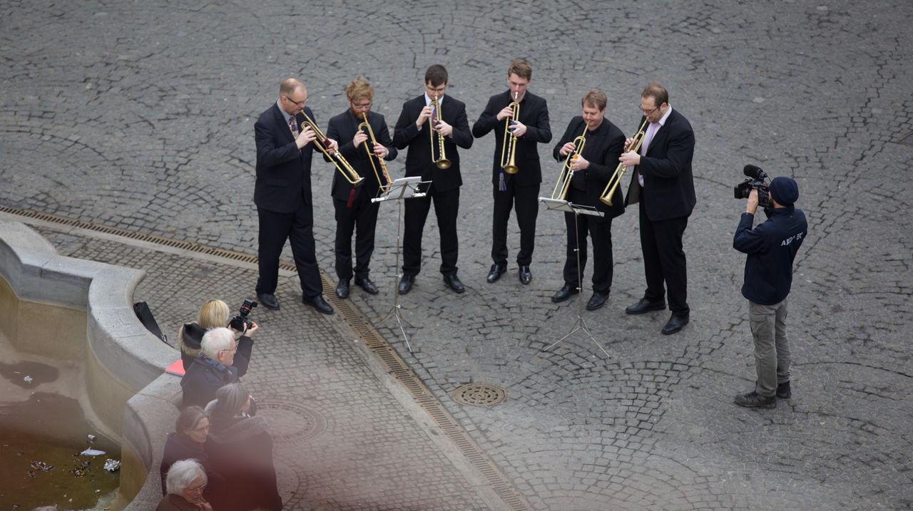 Bild: Straßenmusiker