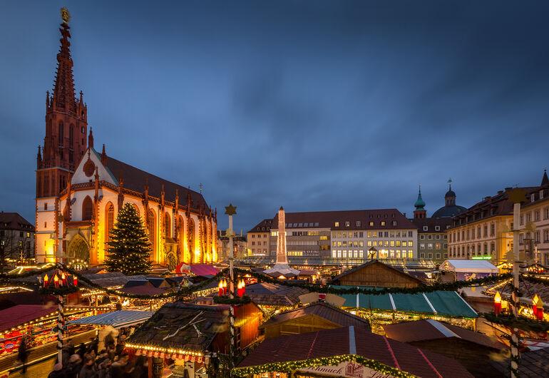 Foto: Weihnachtsmarkt